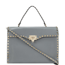 Rockstud Shoulder Bag Medium