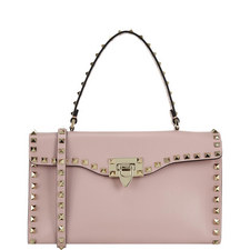 Rockstud Shoulder Bag Small