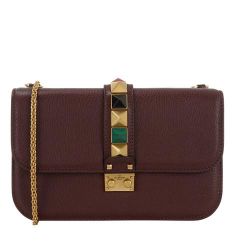 Lock Shoulder Bag Medium, ${color}