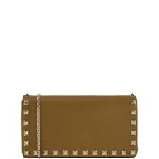 Rockstud Chain Shoulder Bag Mini