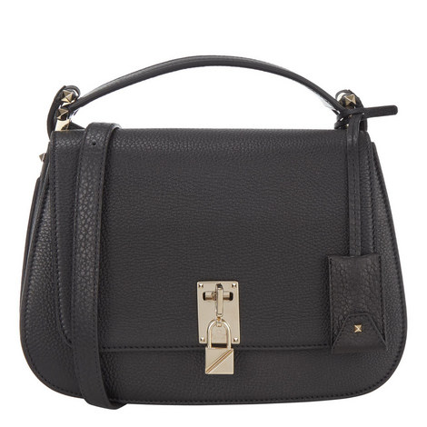 Piper Leather Saddle Bag, ${color}