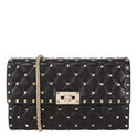 Rockstud Chain Clutch, ${color}
