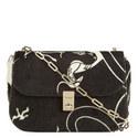 Chain Panther Shoulder Bag, ${color}
