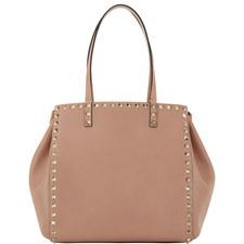 Double Handle Rockstud Bag
