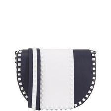 Rockstud Saddle Bag