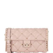 Candy Rockstud Clutch Bag