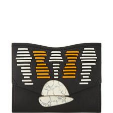 Small Curl Clutch Bag