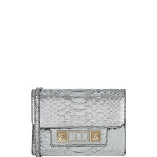 Python Crossbody Bag Mini