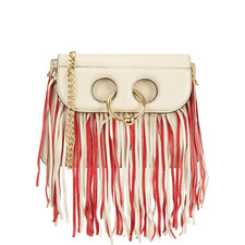 Fringed Pierce Bag Mini