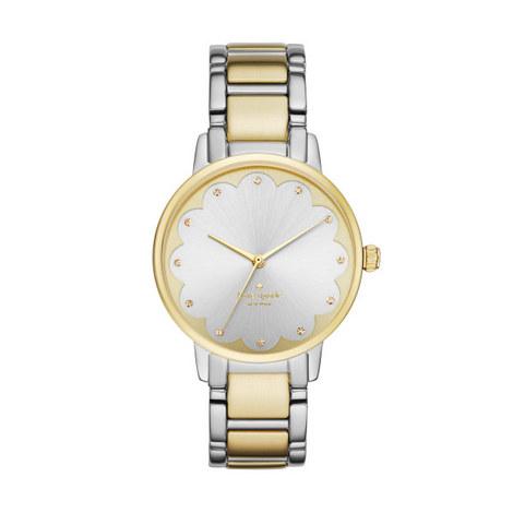 Gramercy Scallop Bracelet Watch, ${color}