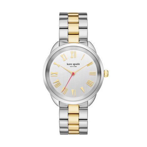 Crosstown Bracelet Watch, ${color}