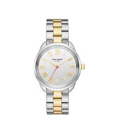 Crosstown Bracelet Watch