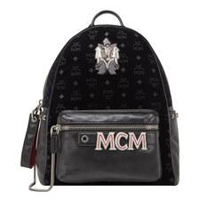 Velvet Insignia Backpack