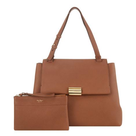 Gancio Shoulder Bag, ${color}