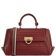 Sofia Leather Shoulder Bag