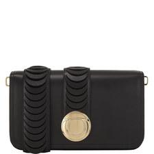 Victoria Laser Crossbody Bag Medium