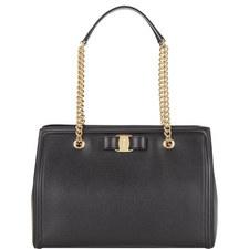 Melike Chain Shoulder Bag