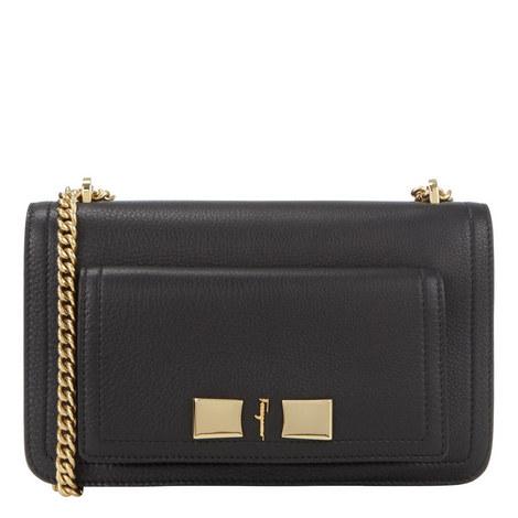 Ginerva Bow Shoulder Bag, ${color}