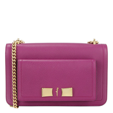 Ginerva Bow Shoulder Bag, ${color}