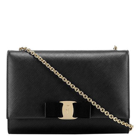 Vara Chain Strap Bag Mini, ${color}