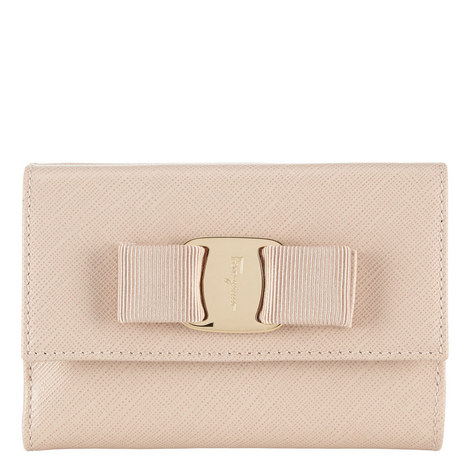 Miss Vara Bow Wallet Small, ${color}