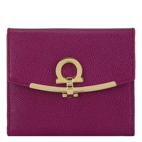 Icon Leather Purse Small, ${color}