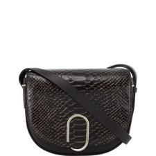 Alix Soft Flap Saddle Bag