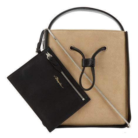 Soleil Bucket Bag Small, ${color}