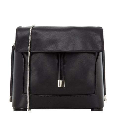 Hana Chain Shoulder Bag, ${color}