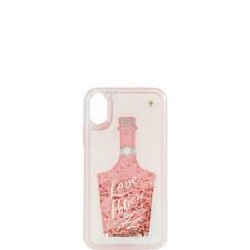 Glitter Potion iPhone X Case