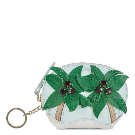 Palm Tree Coin Purse, ${color}