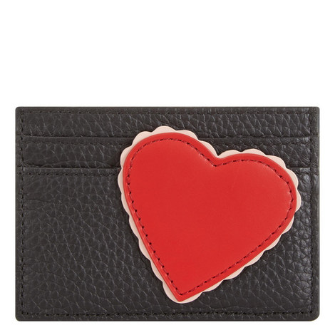 Yours Truly Leather Card Holder, ${color}