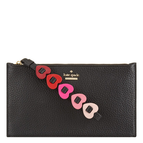 Ariah Yours Truly Wristlet, ${color}