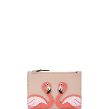 By The Pool Flamingo Marley Purse