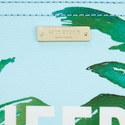 Francis Logo Print Shopper, ${color}