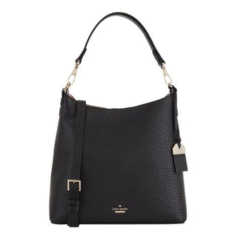 Carter Street Mariel Leather Hobo Bag, ${color}