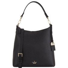 Carter Street Mariel Leather Hobo Bag