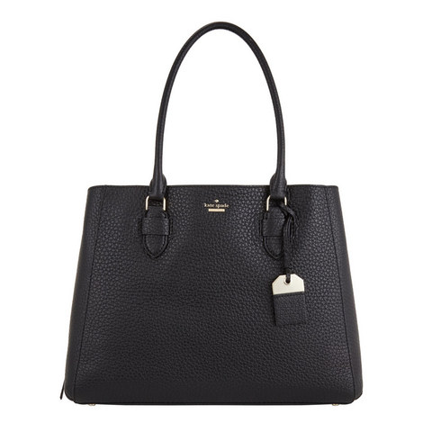 Carter Street Shawna Leather Tote, ${color}