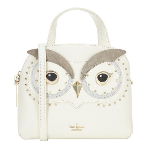 Lottie Owl Shoulder Bag Small, ${color}