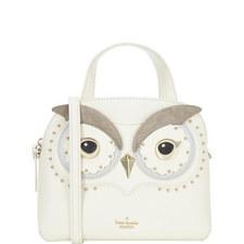 Lottie Owl Shoulder Bag Small