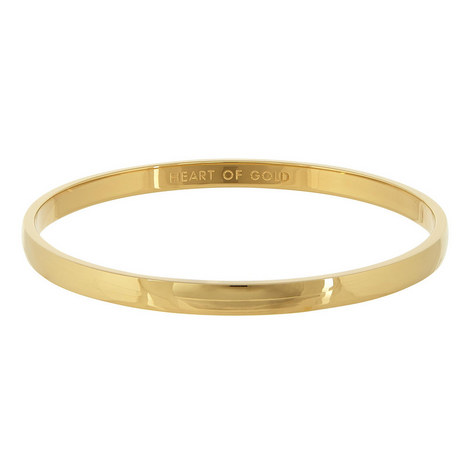 Heart of Gold Bangle, ${color}