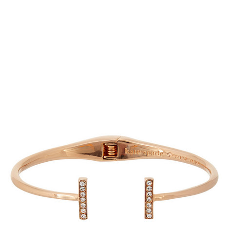 Dainty Sparklers Bar Cuff, ${color}