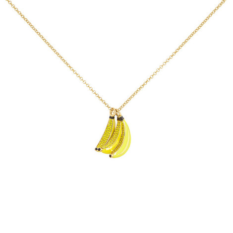 Out of Office Banana Necklace, ${color}