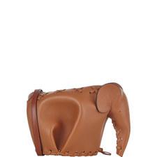 Braided Elephant Bag Mini