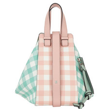 Hammock Gingham Bag Small