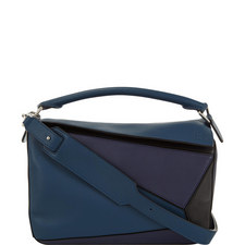 Puzzle Shoulder Bag Medium