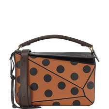 Puzzle Circle Bag