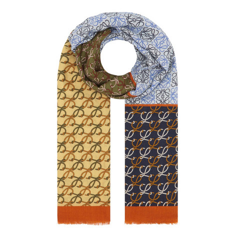 Patchwork Scarf, ${color}