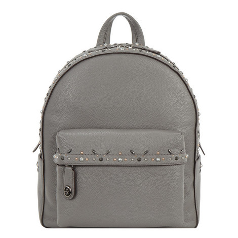 Campus Leather Backpack, ${color}