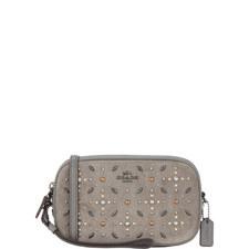 Embellished Crossbody Clutch Bag